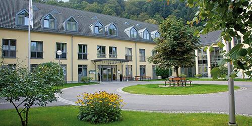 Reizen voor mensen met een beperking Hotel Euvea in Neuerburg