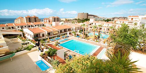 Reizen voor mensen met een beperking Kuurhotel Mar Y Sol Tenerife