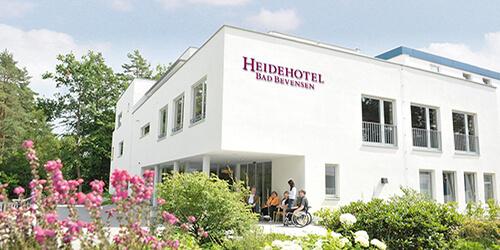 Reizen voor mensen met een beperking Hotel Gästehaus Bad Bevensen