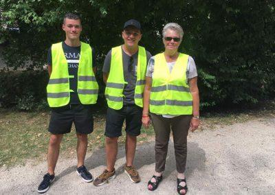 vrijwilligers eurostrand