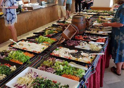 hoofd buffet