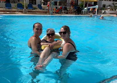 Reizen voor gehandicapten met begeleiding Stichting Heinz reizen