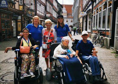 Reizen voor gehandicapten met begeleiding Stichting Heinzreizen