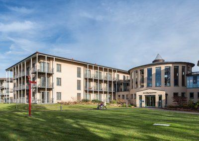 Vakantie met begeleiding Stichting Heinz Reizen Rheinsberg 4 sterren hotel